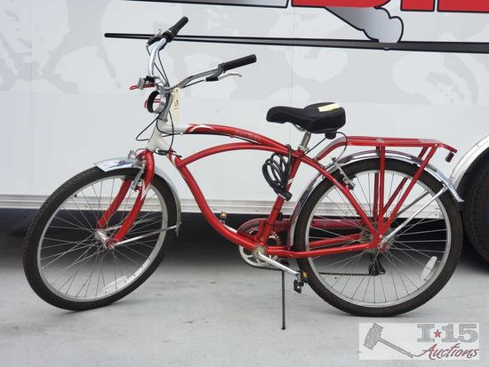 "Schwinn Beach Cruiser "" Point Beach"""