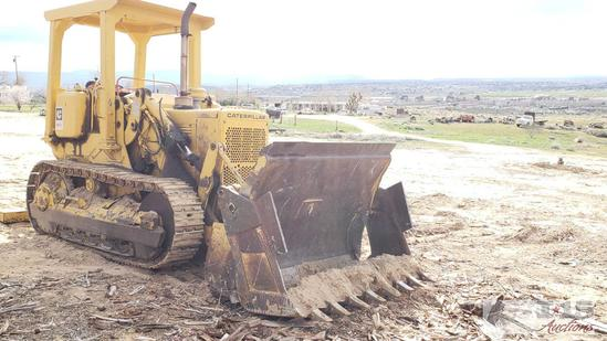CAT 951C Dozer/Riper, 4 in 1 Bucket, Running See Video!
