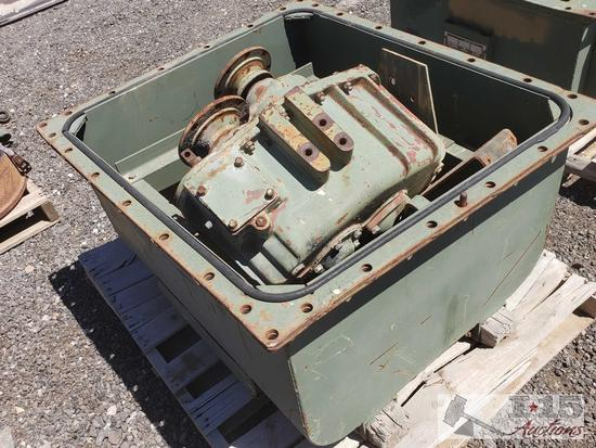 Transport Case with Transmission for M-54 6X6