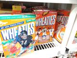10 Vintage Wheaties Boxes, Mark McGwire 1998, Walter Payton 1997, All Pro Quarterbacks 1996 and More