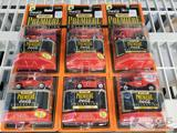 6 Matchbox Premiere Collection Coca-Cola Diecast Cars