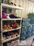 5 Shelves of Beanie Babies, 3 Misspelled Millenniums and 5 Regular Millenniums, and More