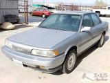 1989 Toyota Camry 4 Door Blue, Only 46,285 Original Miles!, Current Smog, See Video!