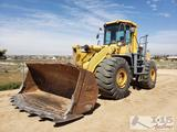 2003 Komatsu WA500-3 Loader, Tight Machine. 4x4 Ready To Go To Work! CWS Rock Bucket, See Video!