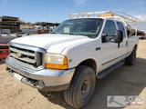 1999 Ford F-250 Super Duty 7.3L Turbo V8 Power Stroke 4...4, CURRENT SMOG!! See Video!