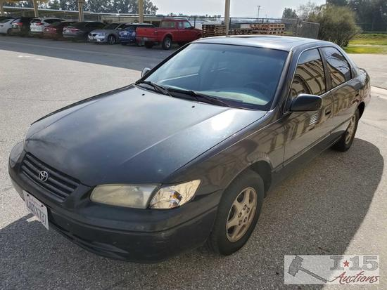 1999 Toyota Camry CURRENT SMOG!! SEE VIDEO!! Located in Perris, CA