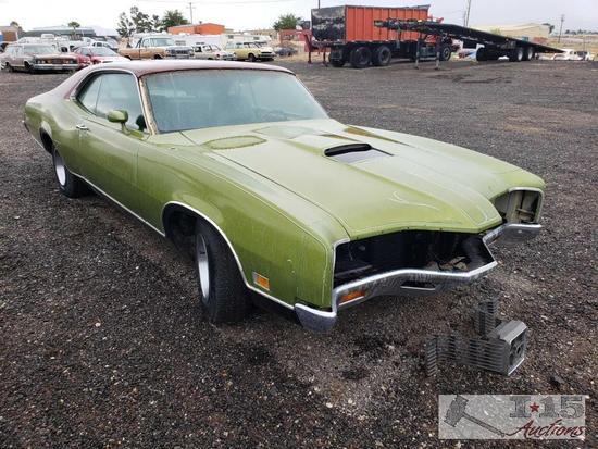 1971 Mercury Cyclone GT Green, With Keys!