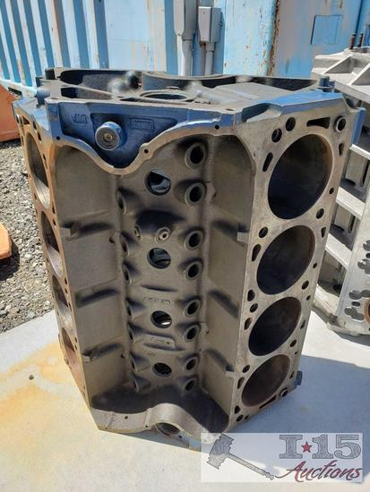 Ford 429 Engine Block, OB507740