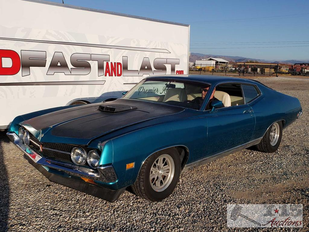 1971 Ford Torino, Running Driving Car!! More info coming soon! See Video!