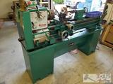 Grizzly Industrial Lathe Model G4016, with Accessories