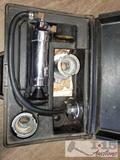 NAPA Balkamp Cooling System Pressure Tester