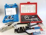 Blue-Point and Summit Flaring Tool Kits, Tube Benders and More