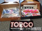 Hundreds of Stickers, VP, Summit Racing, Edelbrock, Simpson, and More