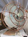 Antique General Electric/GE Fan