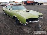 1971 Mercury Cyclone GT Green, With Keys!