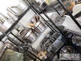 Stainless Steel Food Bins, Silverware, Pots, Utensils and More..