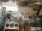 Potato Cutter, Chip Maker, Onion Dicer, Fruit Juicer and more..