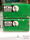 RCBS Reloading Equipment 6.5-06 CAL and 22-250 CAL