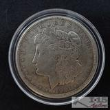 1921 Morgan Silver Dollar, Philadelphia Mint