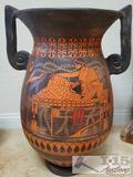 Large Greek Vase