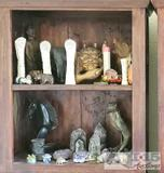 Crystal's, Amethyst, Stones, Hand Carved Figurines