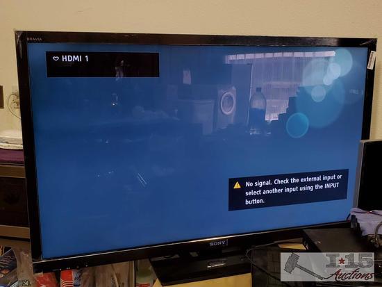 """55"""" Sony TV"""