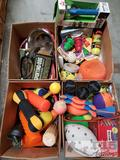 Dog Toys, Treats, and Other misc. Items for dogs