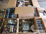 Eight Boxes of Assorted Spawn Action Figures