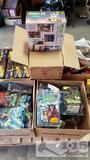 Five Boxes Spawn Action Figures and more!