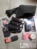 4 Springfield Armory Holsters, Allen Shotgun Belt, Ducks Unlimited, and More