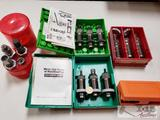 Reloading Dies for .32 ACP, .44 SPL, .38 SPL, by Lee, RCBS, Lyman, and Redding