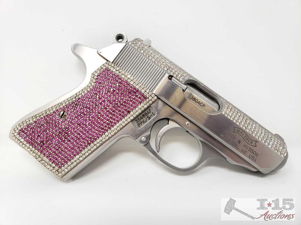 Native American Jewelry, Firearms, Fine Jewlery