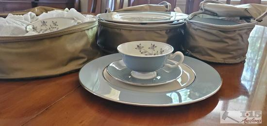 Kingsley By Lenox X-445 Set for 12