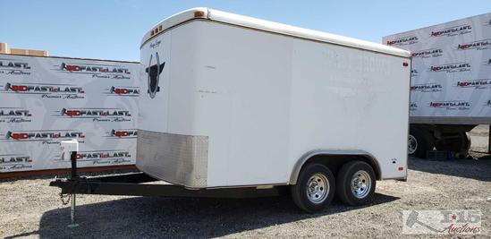 2004- 14 foot Hiway Cargo trailer by Carson