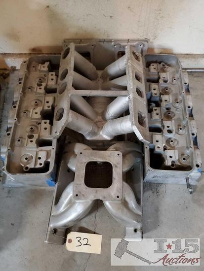 Aluminum Heads and Intakes