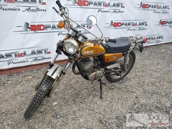 1973 Yamaha 175
