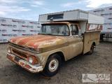 1962 Chevy C20 with Service Body