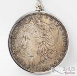 Morgan Silver Dollar weighs approx 29.5g