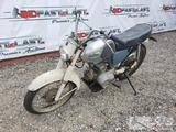 1963 Yamaha YG1 80cc Cafe Racer