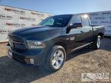 2015 Dodge Ram 1500, Black 4WD, Just Under 45,000 Miles!!
