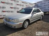 2005 Hyundai XG350, Silver, See Video!