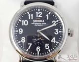 Shinola Argonite-1069 Watch In Wonderful and Working Condition 47 mm