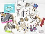 Miscellaneous Jewlery including Gypsy Soule, Geneva Watch and more!