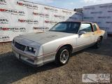 1986 Chevy Monte Carlo, See Video! CURRENT SMOG