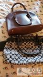 2 Coach Purses and 1 Coach Wallet