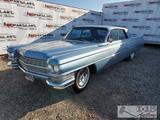 1964 Cadillac Sedan DeVille, Blue
