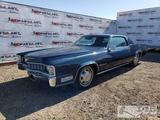 1968 Cadillac El Dorado, Dark Metallic Blue