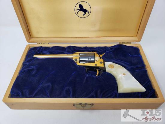 Colt Single Action Frontier Scout .22LR Revolver, CA Transfer Available