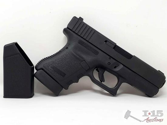 Glock 30 .45 Cal Semi Auto Pistol with 2 Mags, CA Transfer Available