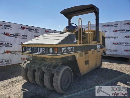 Caterpillar PS-200B Pneumatic Compactor